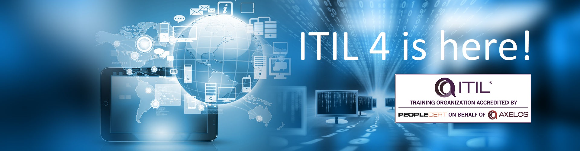 Itroute Authorised Itil 4 Foundation Training Centre Itil
